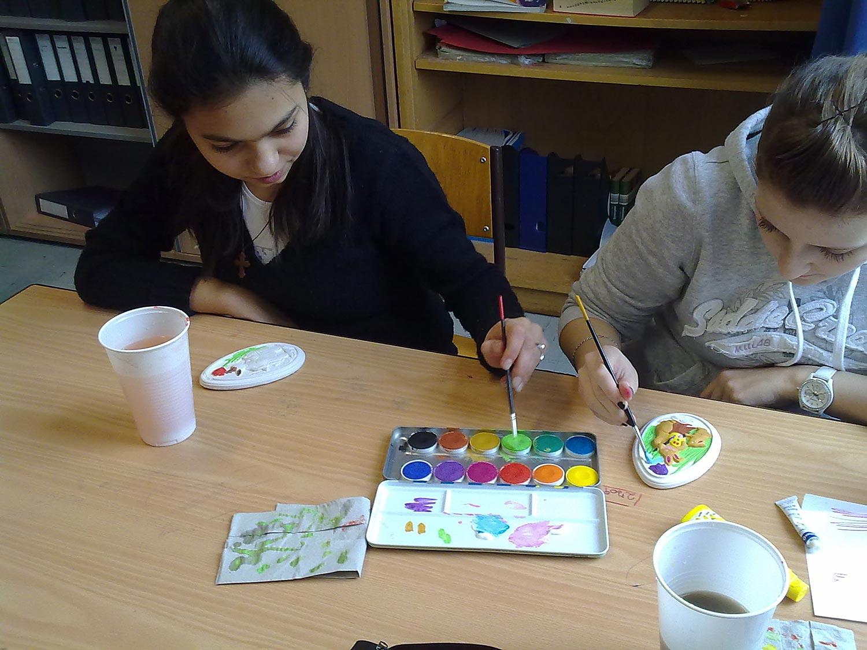 Polytechnische schule wien 10 osterstrauch for Design schule wien