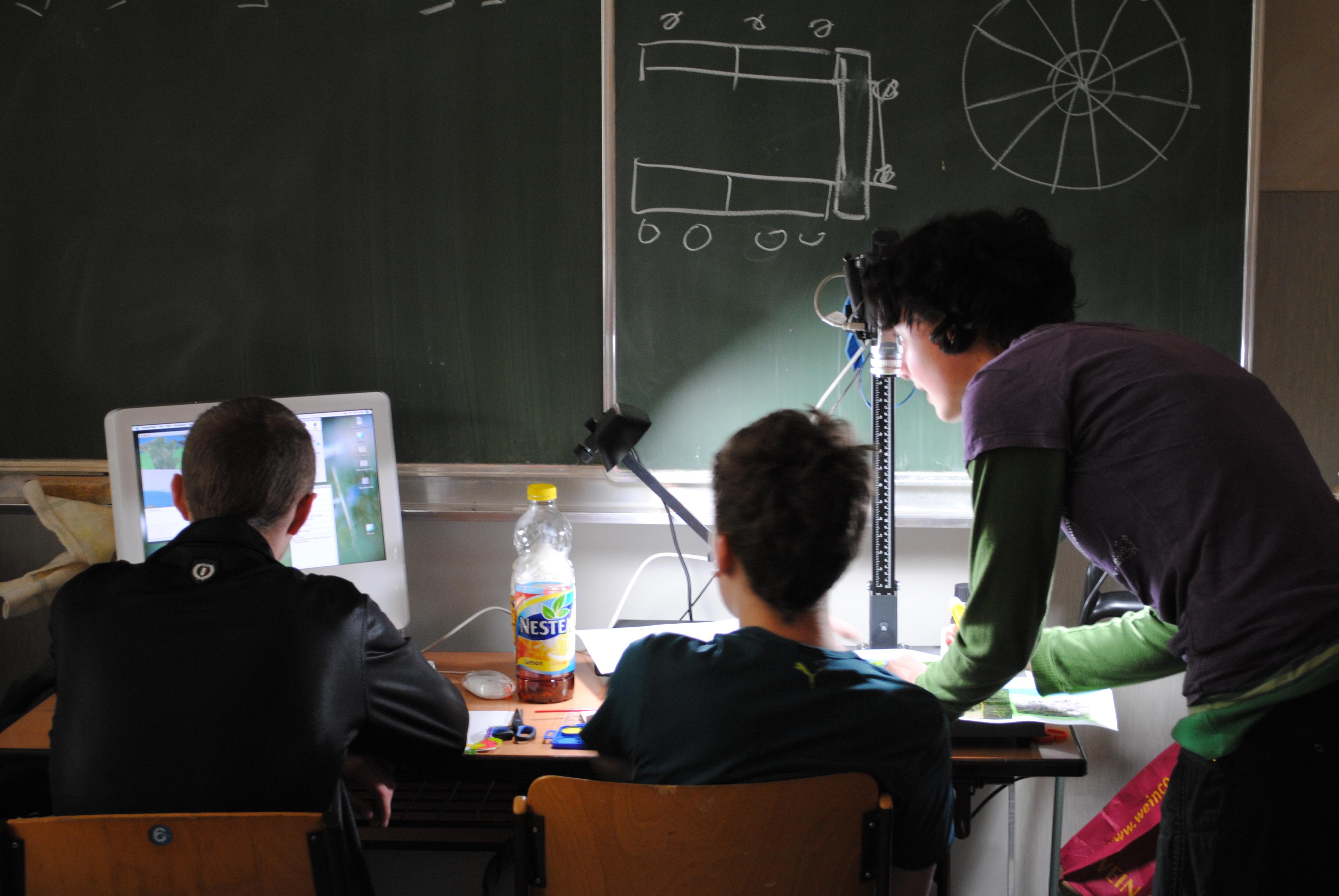 Polytechnische schule wien 10 dsc 0301 for Design schule wien