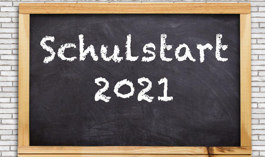 Schulbeginn 2021